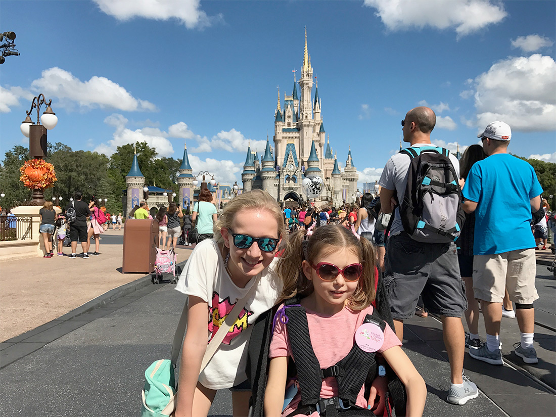 We're in the Magic Kingdom! - Image 1