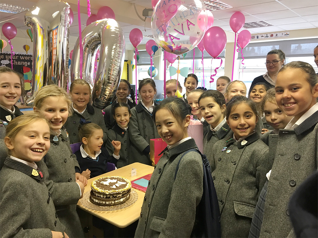Happy 10th Birthday Ava! - Image 1