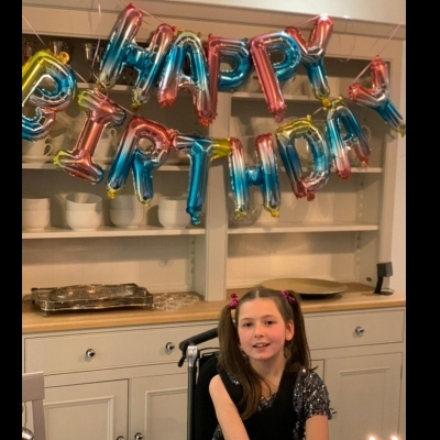Happy 13th Birthday Ava - Click here to view this entry